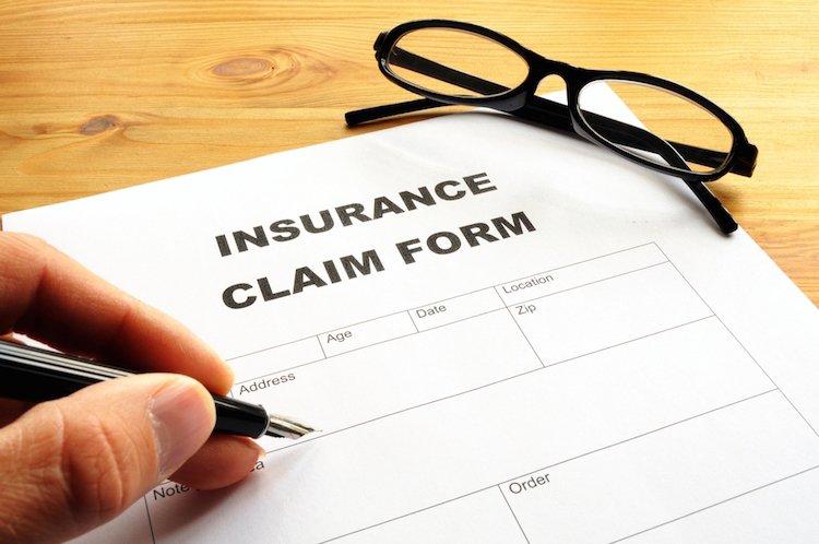 life insurance fraud claim form