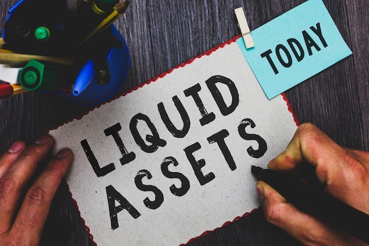 liquid assets net worth