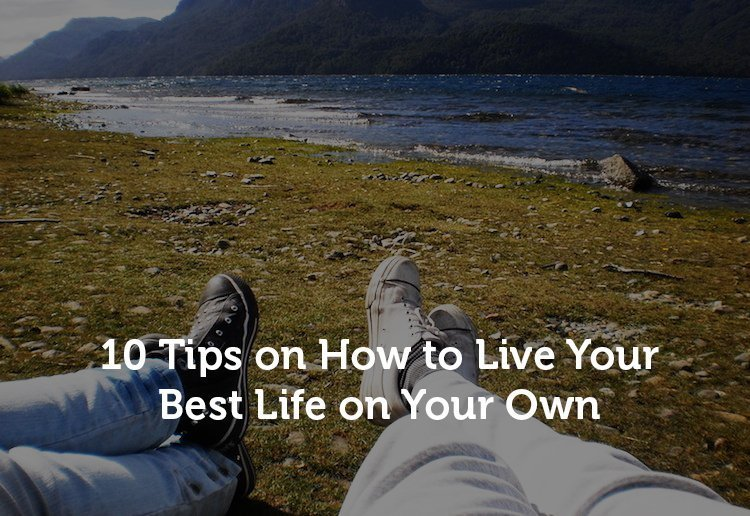 how to live your best life now