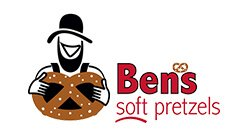 Bens soft national pretzel day promo