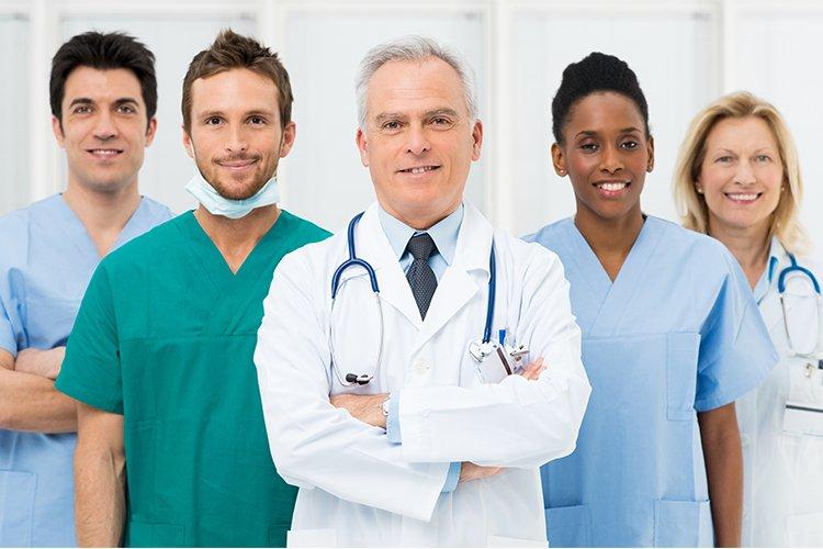medical health professionals