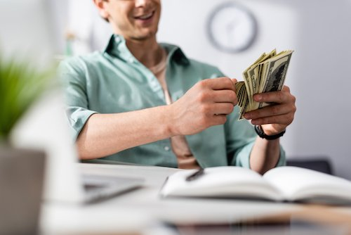 money affirmations for success