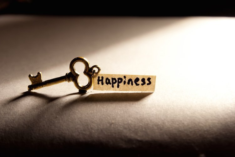 money and happiness key