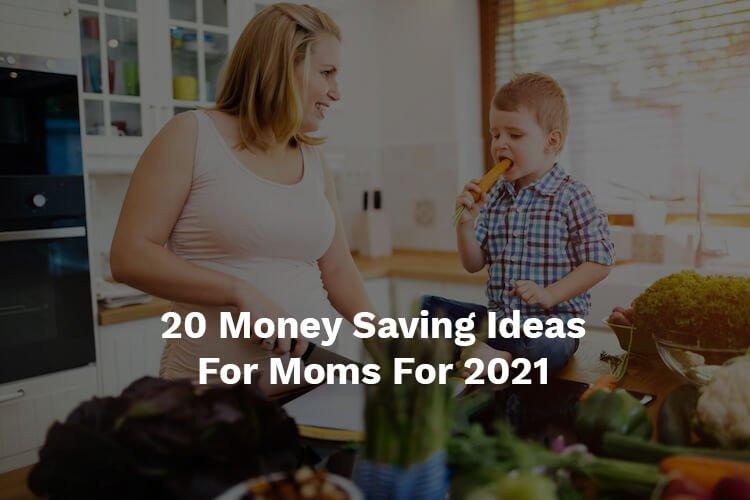 money saving ideas for moms