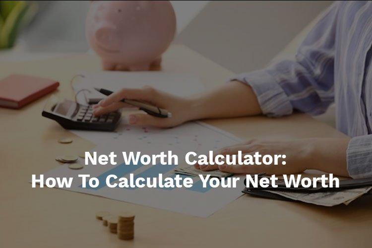 average net worth by age