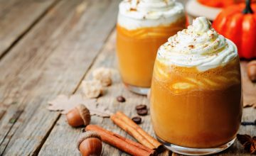 This Month Add a Little Pumpkin Spice to Your Life