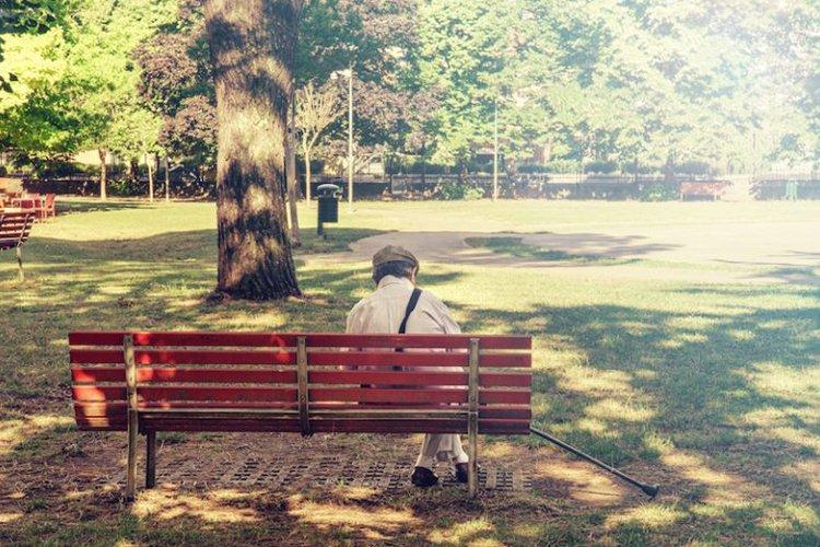 retiring alone