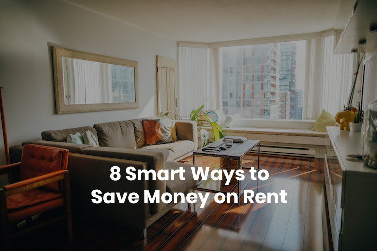 save money on rent