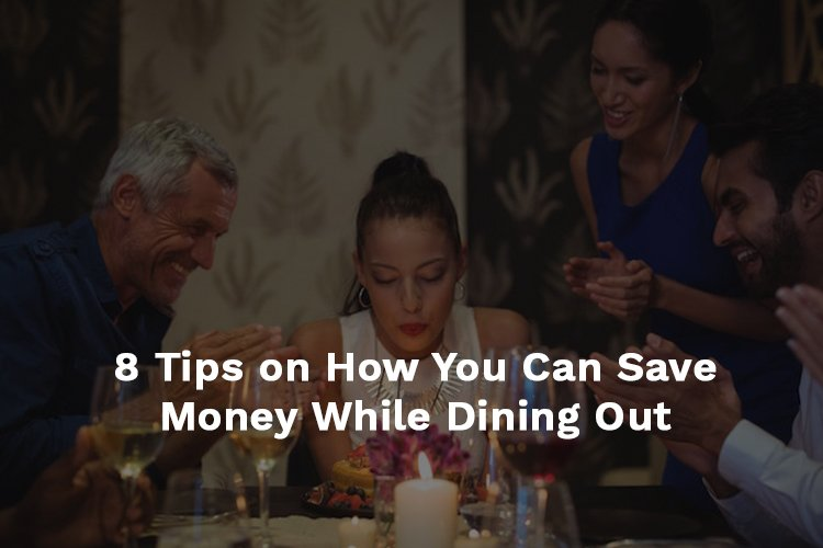 save money while dining out