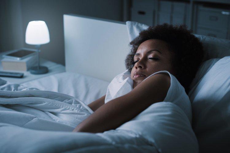 self care ideas sleeping