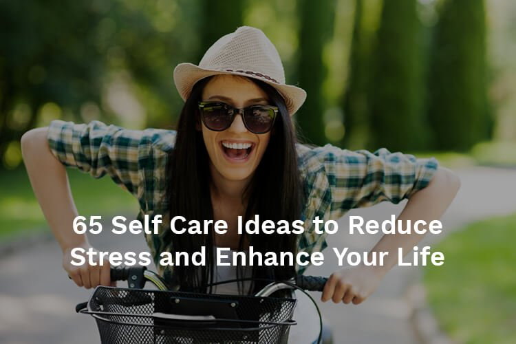 self care ideas for daily living