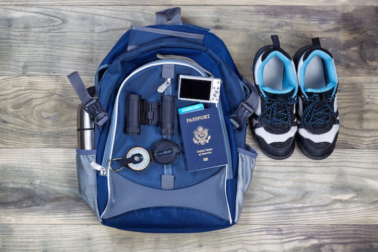 travel accessories/backpack