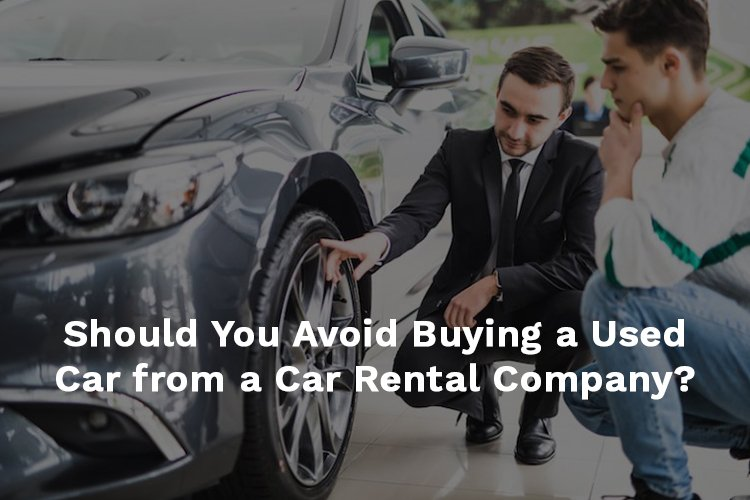 used car from car rental