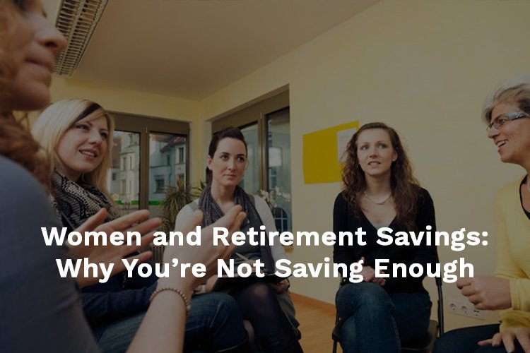 women and retirement savings