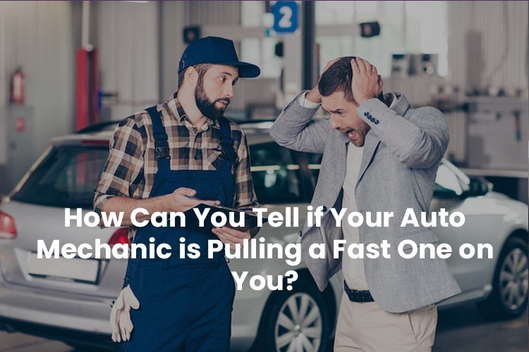 your auto mechanic